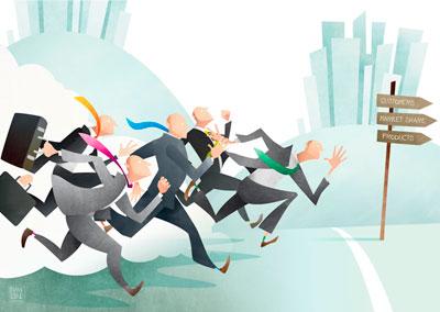 Business Race