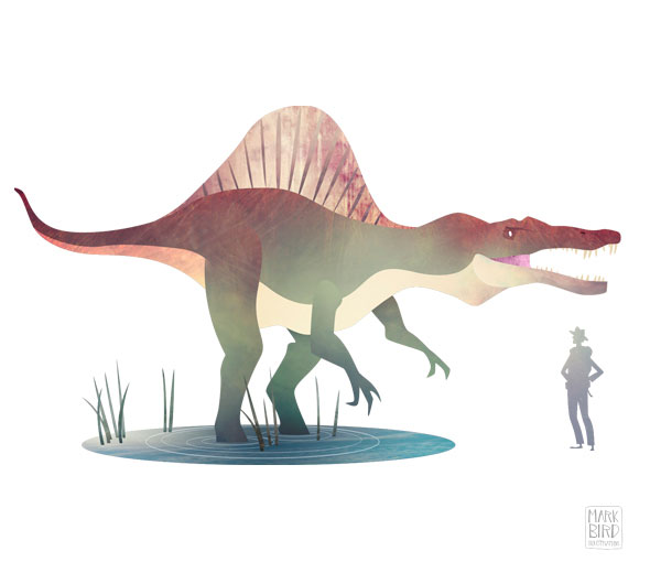 Spinosaurus - Quarto Children's Publishing