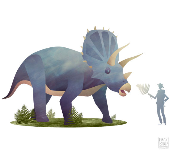 Triceratops - Quarto Children's Publishing