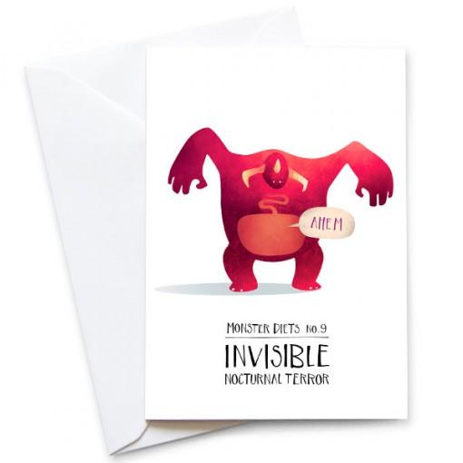 Monster-Diets-09-Card-Mark-Bird-Illustration