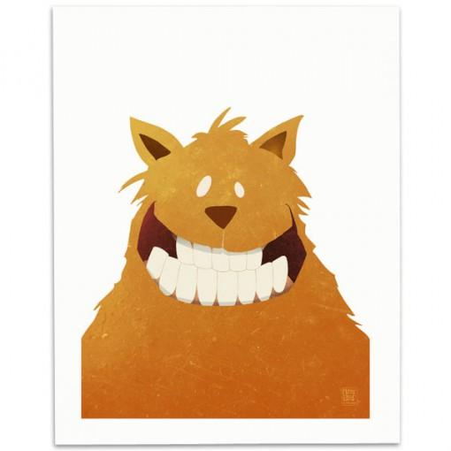 Say-Cheese-Print-Mark-Bird-Illustration