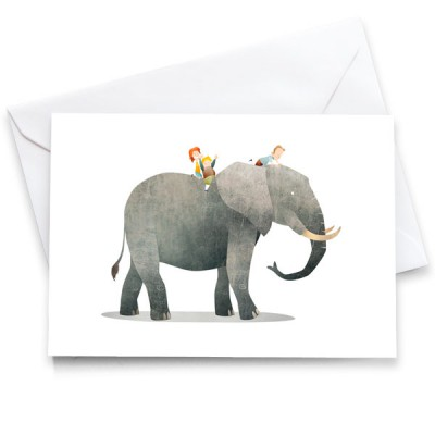 WA-Elephant-Card-Mark-Bird-Illustration