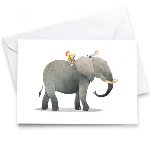 WA-Elephant-Card-Mark-Bird-Illustration