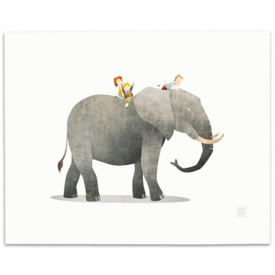 WA-Elephant-Print-Mark-Bird-Illustration
