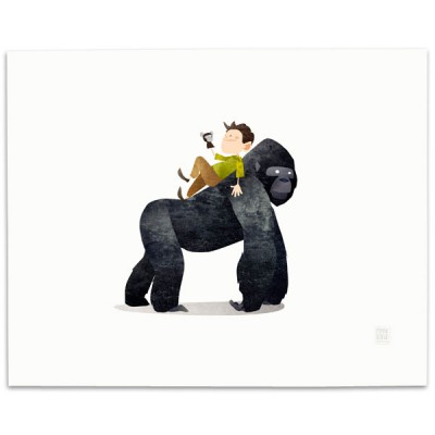 WA-Gorilla-Print-Mark-Bird-Illustration