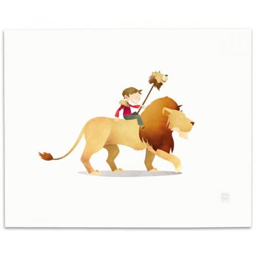 WA-Lion-Print-Mark-Bird-Illustration