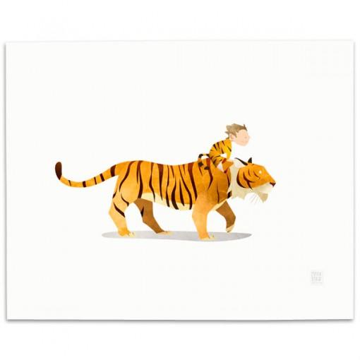 WA-Tiger-Print-Mark-Bird-Illustration