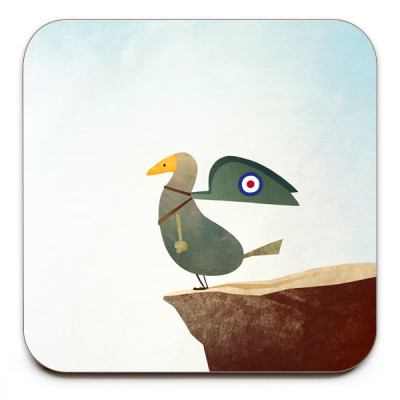 First-Flight-Coaster-Mark-Bird-Illustration