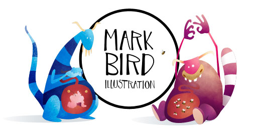 Mark Bird Illustration