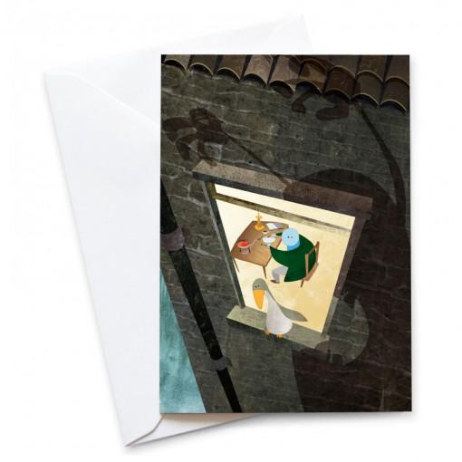 MB-The-Window-Card-Mark-Bird-Illustration