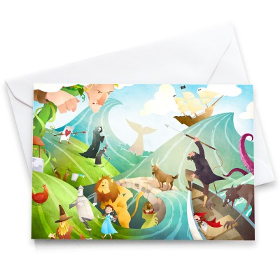 MB-Waves-Of-Imagination-Card-Mark-Bird-Illustration