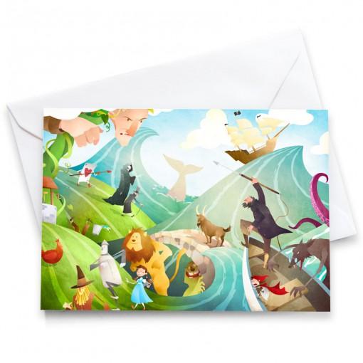 MB-Waves-Of-Imagination-Card-Mark-Bird-Illustration