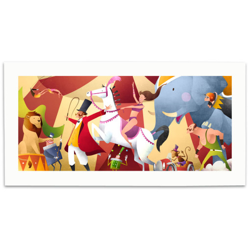 The-Circus-Print-Mark-Bird-Illustration