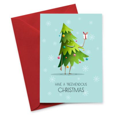 christmas-card-treemendous-mark-bird-illustration