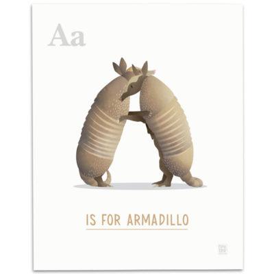ABC-Animal-Alphabet-Print-A-Mark-Bird-Illustration