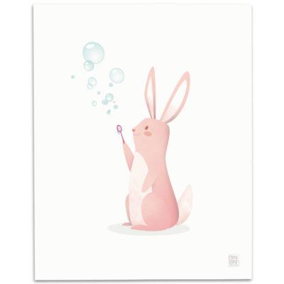 Rabbit-Nursery-Print-Mark-Bird-Illustration