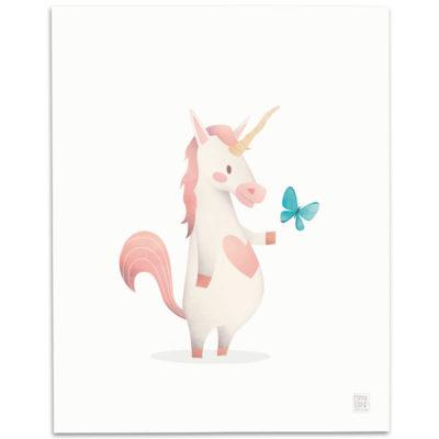 Unicorn-Nursery-Print-Mark-Bird-Illustration
