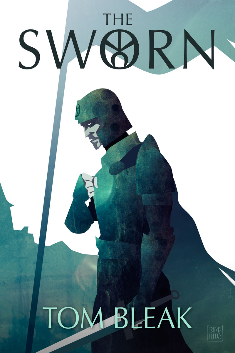 The Sworn - Fantasy Cover Illustration
