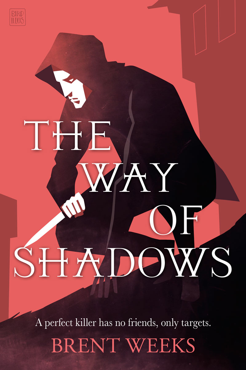 The Way Of Shadows - Reimagined Fantasy Cover Illustration