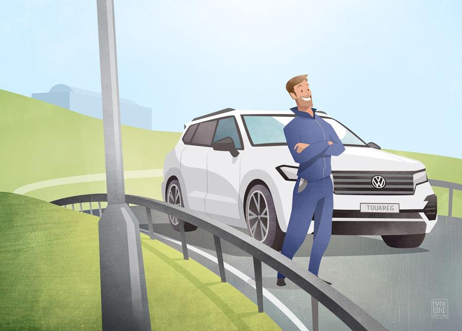 VW Workers - Driver - Volkswagen