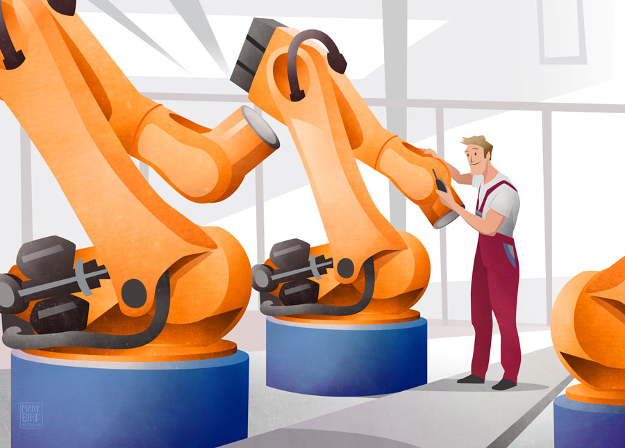 VW Workers - Engineer - Volkswagen