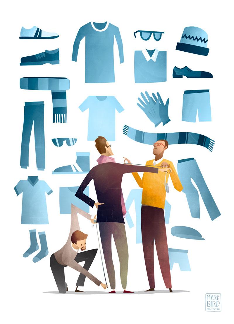 Bespoke Tailoring - Wall Street Journal