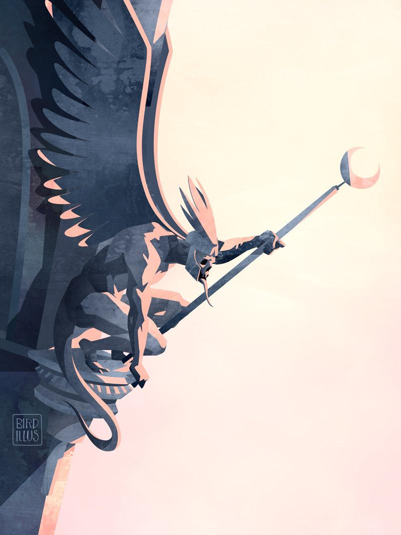 Gargoyle - Character Design Challenge